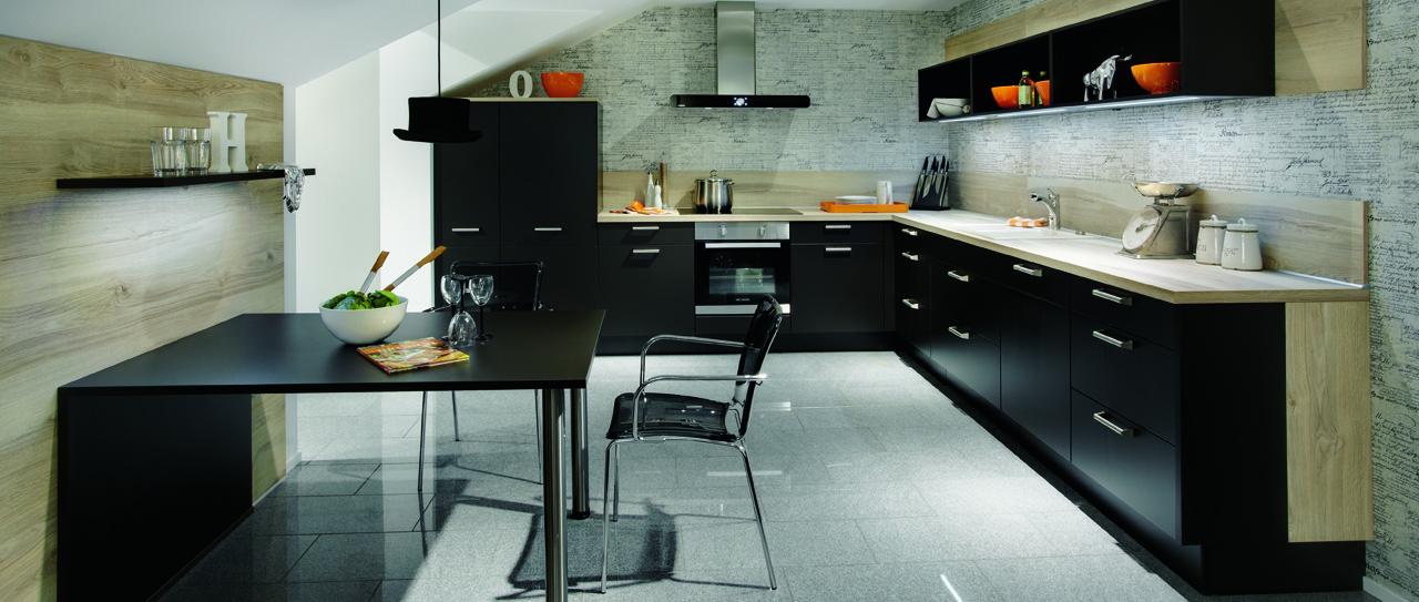 quelles couleurs pour une cuisine les tendances de la rentr eartella d coration. Black Bedroom Furniture Sets. Home Design Ideas