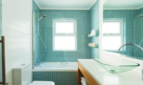 Salle de bains 5 id es de peintureartella d coration for Couleur de salle de bain 2016