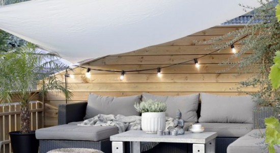 Sublimer sa terrasse en quelques astuces simplesartella - Decorer sa terrasse exterieure ...
