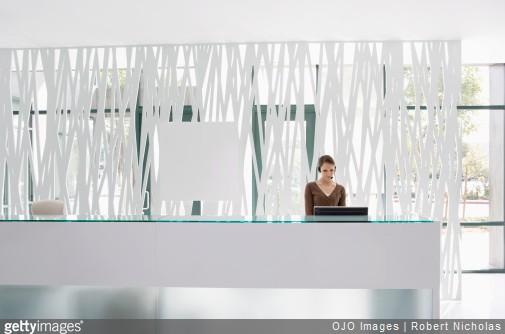 Conseil : aménager l'espace d'accueil dans une entreprise