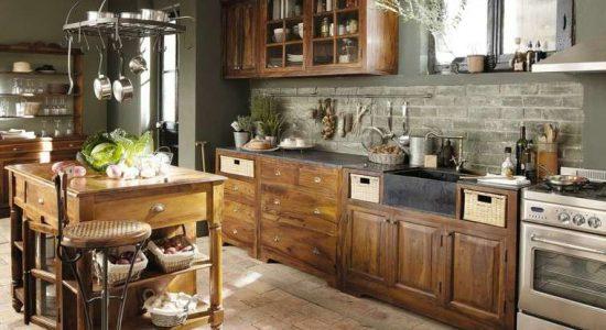 Pourquoi Opter Pour Une Cuisine Rustique Dans Sa Maison Artella