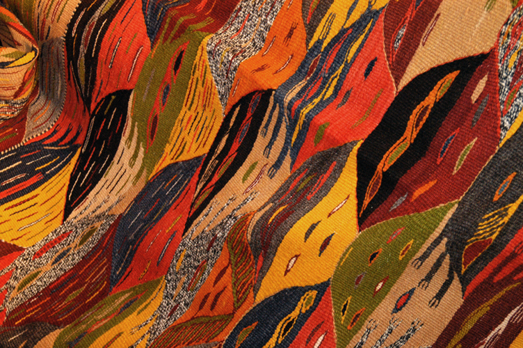 tapis artisanal berberes