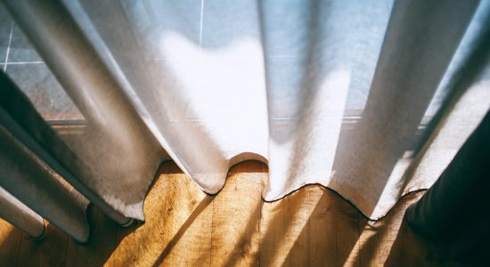 Raccourcir rideaux