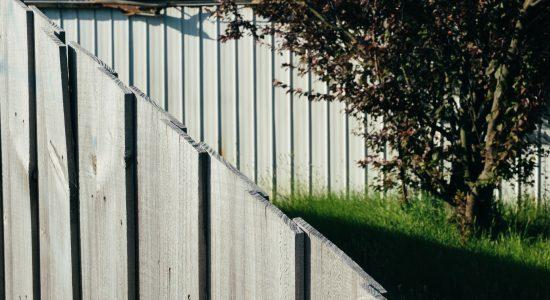 clôture jardin